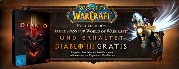 World of Warcraft: Mists of Pandaria – Nur noch wenige Tage Beta-Zugang sichern