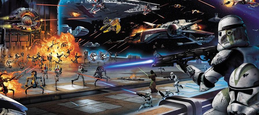 Star Wars Battlefront 3 – Neues Video zeigt Material aus der frühen Entwicklung
