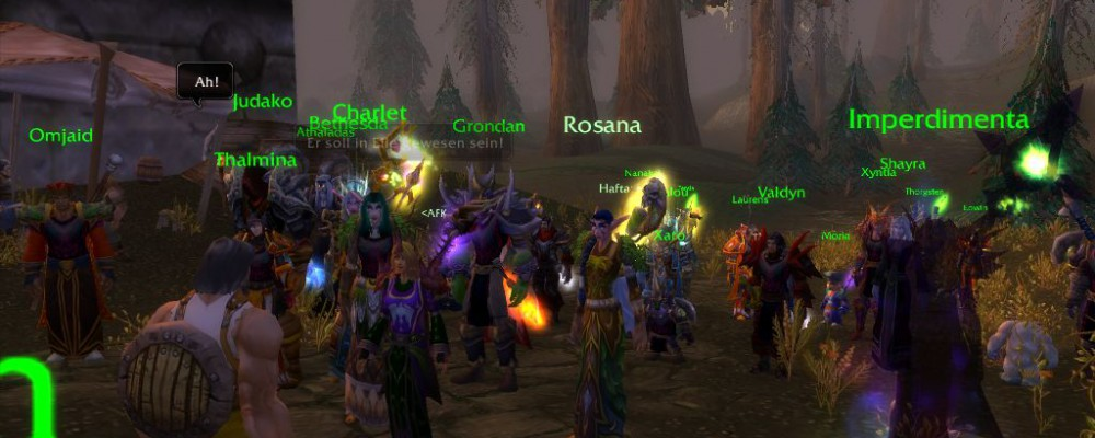 Eine Ode an … World of Warcraft