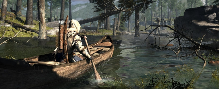 Assassin's Creed 3 – Verbesserte KI für Menschenmengen und Tiere