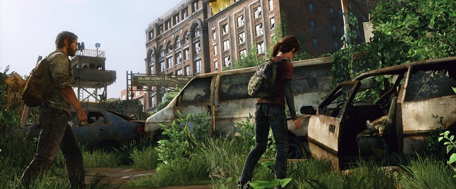 The Last of Us – Neues Ingame-Material