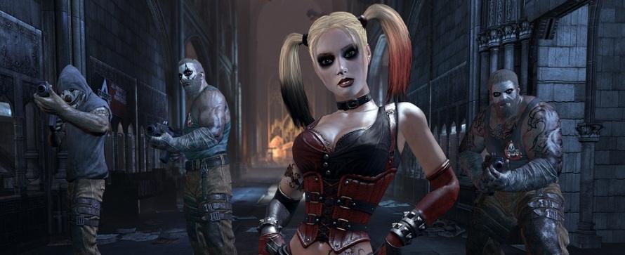 Batman: Arkham City – Harley Quinn DLC bekommt ersten Teaser-Trailer