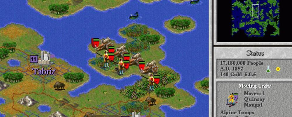 Civilization II – Spieler seit zehn Jahren beschäftigt, steht nun vor dem Aus