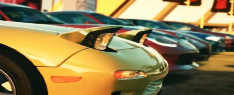 Forza Horizon – Unveröffentlichte Liste der Fahrzeuge