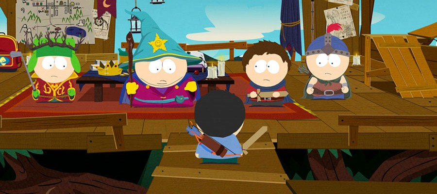 Gamescom 2013: South Park and the Stick of Sonstwas