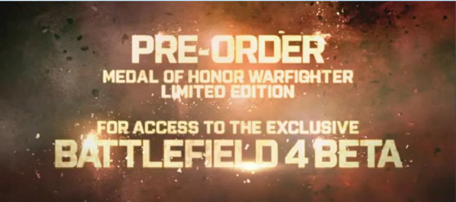 EA bestätigt die Arbeit an Battlefield 4