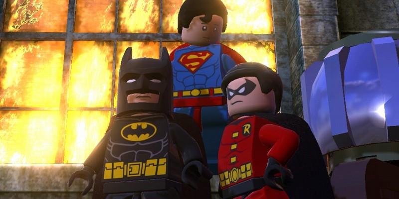 UK-Charts: LEGO Batman 2 bleibt an der Spitze