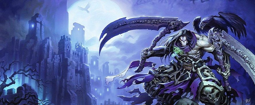"Darksiders 2 – Neues Video stellt den ""Angel Realm"" vor"