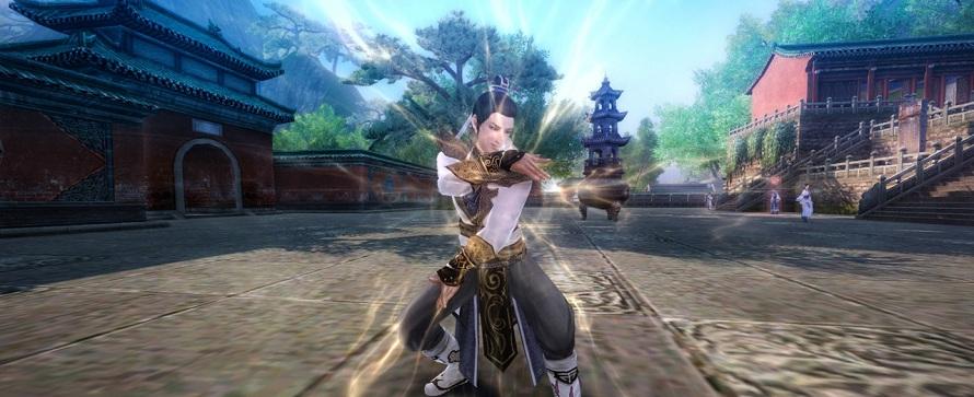 gamescom 2012 – Age of Wulin  wurde uns von gPotato vorgestellt