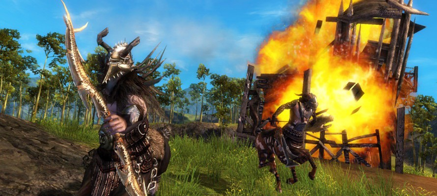 Guild Wars 2 Stress-Test für heute angekündigt