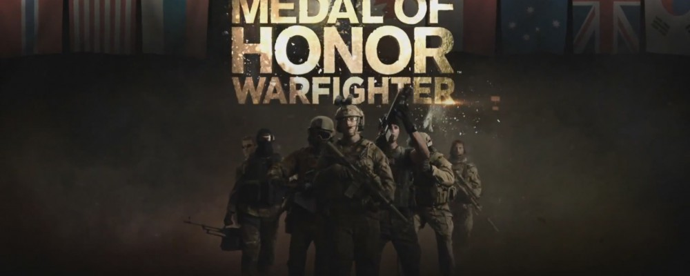 EA Pressekonferenz: Medal of Honor Warfighter und Battlefield 3