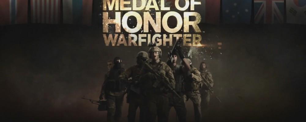 EA Pressekonferenz: Medal of Honor Warfighter und Battlefield 3