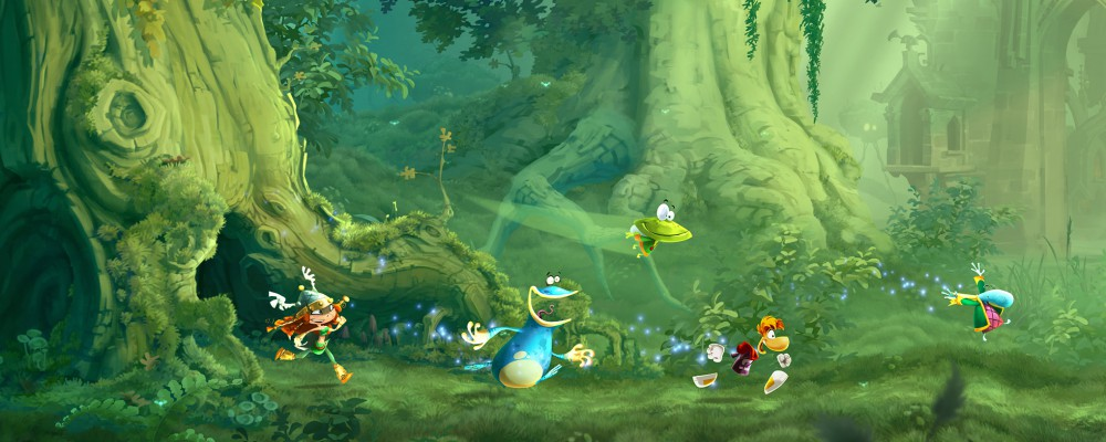 Rayman Legends erscheint nun auch auf dem PC!