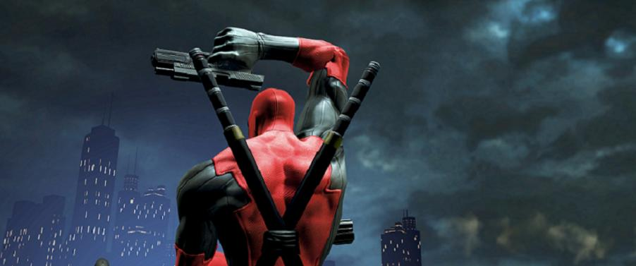 gamescom 2012 – Activision stellt uns Deadpool vor