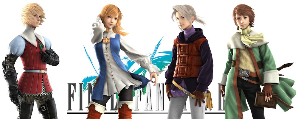 OUYA schnappt sich Final Fantasy III