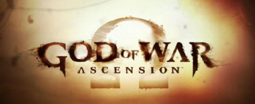 God of War: Ascension – Release veröffentlicht