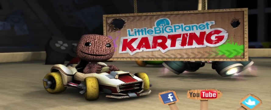 Little Big Planet Karting – Der Sackboy auf Rädern