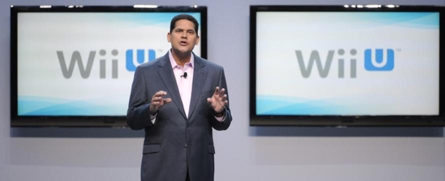 Reggie Fils-Aime – Noch mehr Wii U Spiele in Entwicklung
