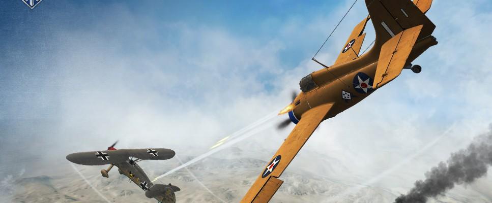 World of Warplanes – Codes für die Closed Beta