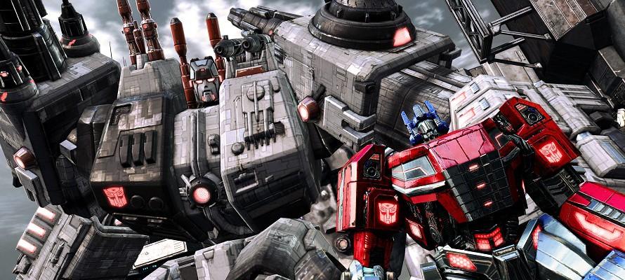 Transformers: Untergang von Cybertron im Test