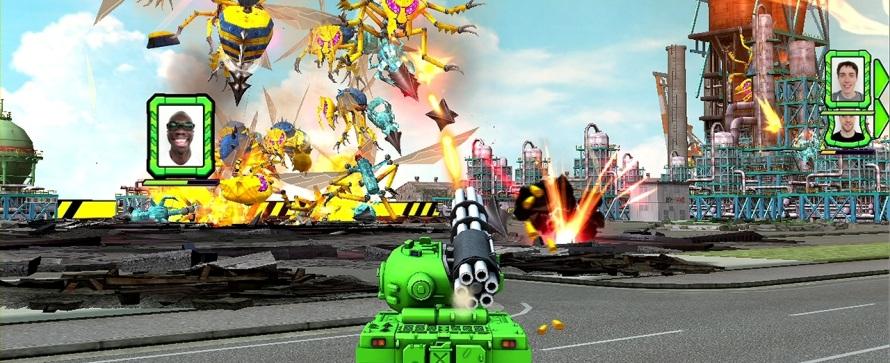 Tank! Tank! Tank! wird Free-To-Play in Japan