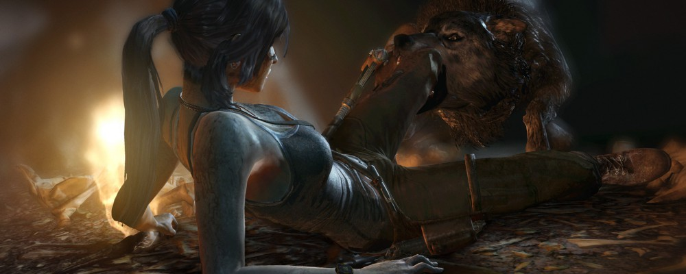 Neue Tomb Raider Screenshots