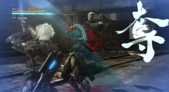 MGR Zan-Datsu Kill