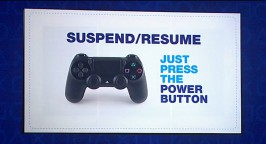PS4 Suspende Mode