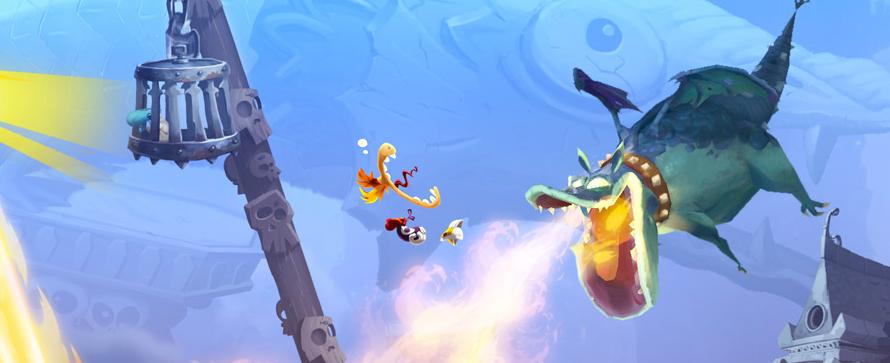 Wii U exklusive Rayman Legends-Demo soll Wogen glätten