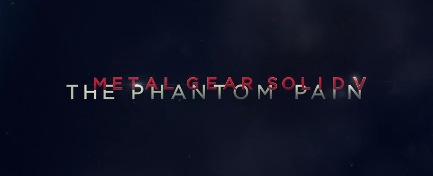 Metal Gear Solid V: The Phantom Pain offiziell angekündigt!