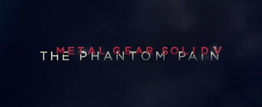 Metal Gear Solid V: The Phantom Pain offiziell angekündigt!