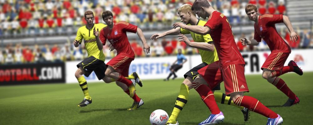 Xbox One: Vorbesteller bekommen FIFA14