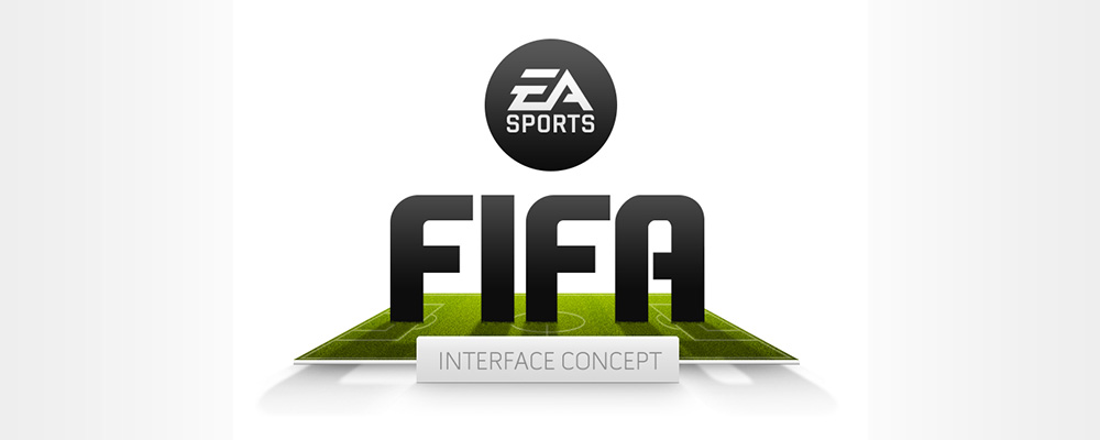 Fan-Projekt: Designer entwirft neues FIFA Interface