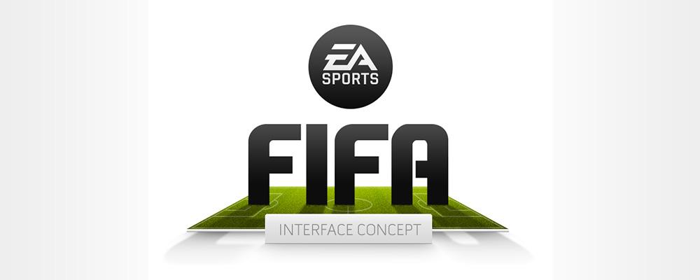 Fan-Projekt: Designer entwirft neues FIFA Interface