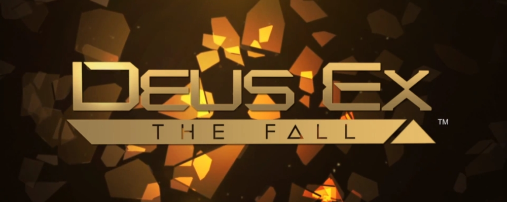 Deus Ex: The Fall angekündigt – We didn't ask for this!