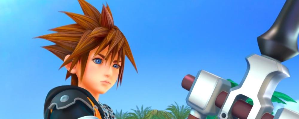 E3: Square Enix kündigt Kingdom Hearts 3 an!