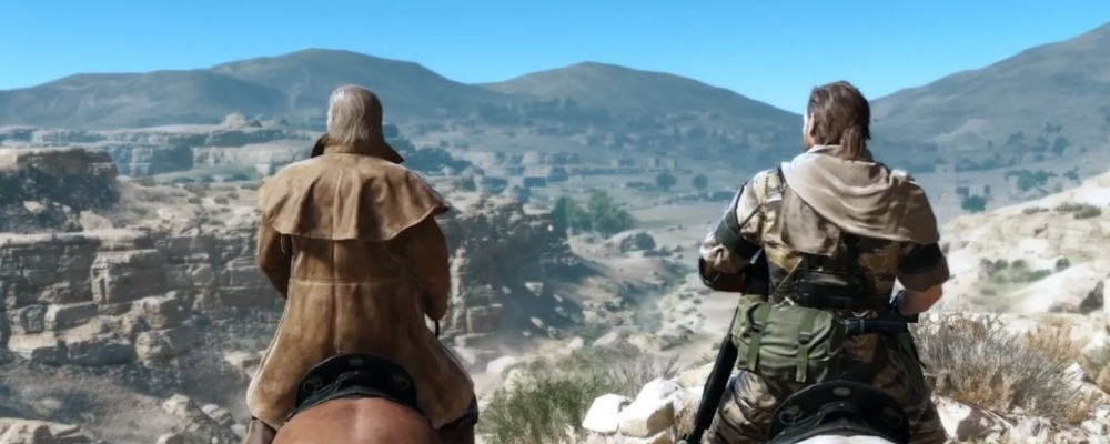 E3: Metal Gear Solid goes Open World!