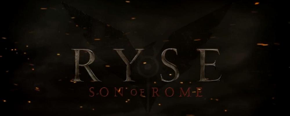 E3 – Ryse: Son of Rome für die Xbox One