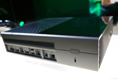 Xbox One Anschlüsse