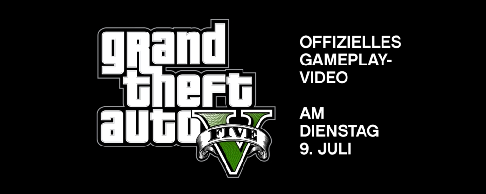 GTA V: Gameplay-Trailer erscheint heute um 16:00