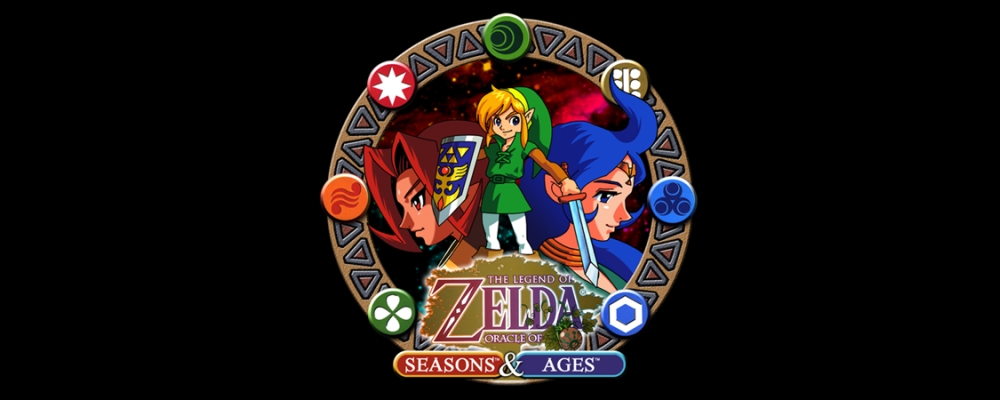 The Legend of Zelda: Oracle of Seasons und Ages im Test!