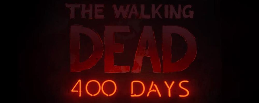 The Walking Dead: 400 Days erhält Veröffentlichungsdatum!
