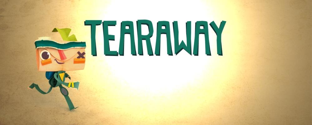 Sony Pressekonferenz – Tearaway vorgestellt