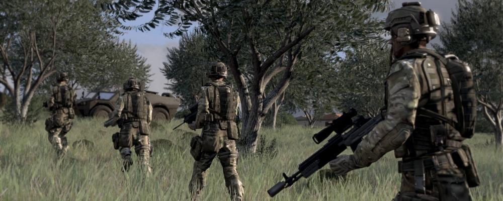 Arma 3 erscheint am 12. September