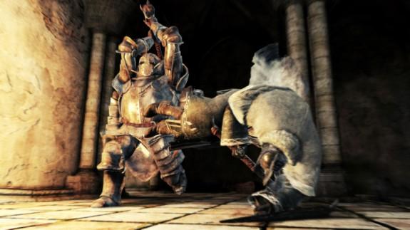 Dark Souls 2 Gegner