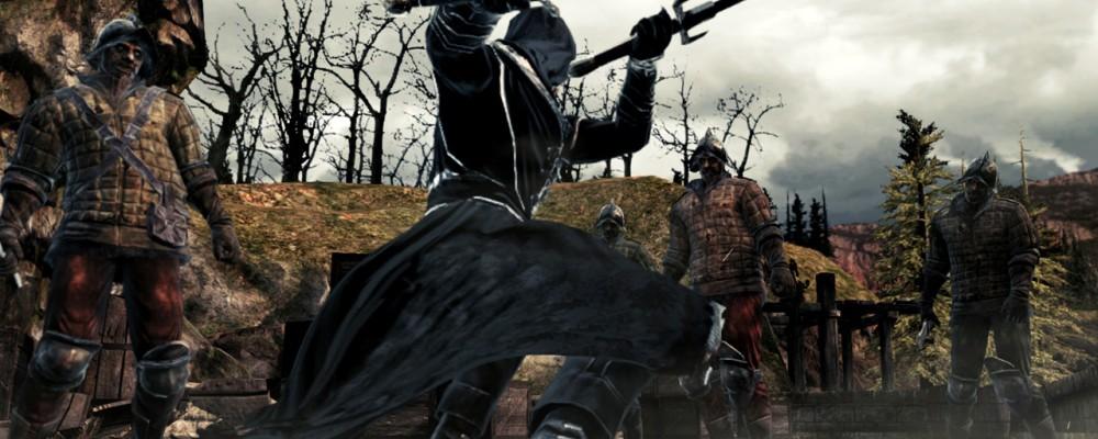 Dark Souls II: Käufer der Black Armour oder Collector's Edition erhalten früher Vorteile!