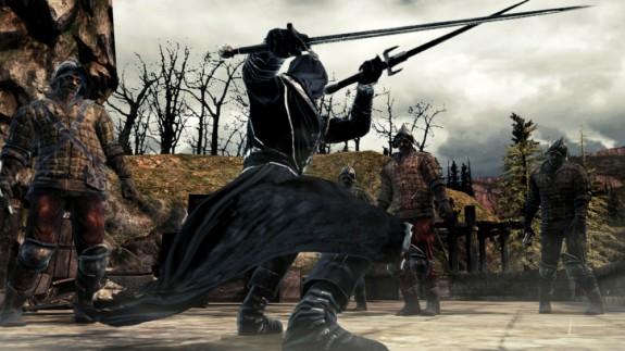 Dark Souls 2 Level