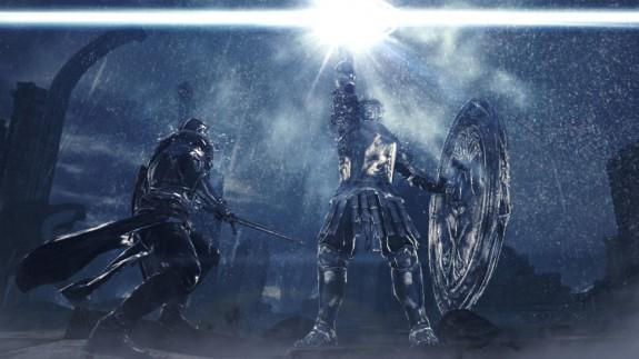 Dark Souls 2 Mirror Knight