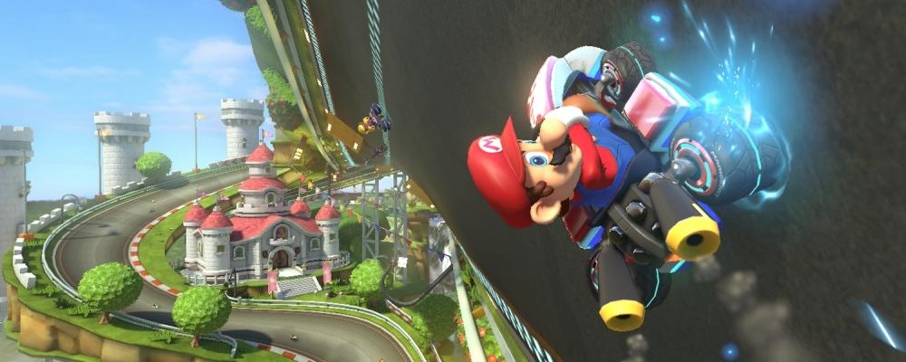 Nintendo kündigt DLCs zu Mario Kart 8 an