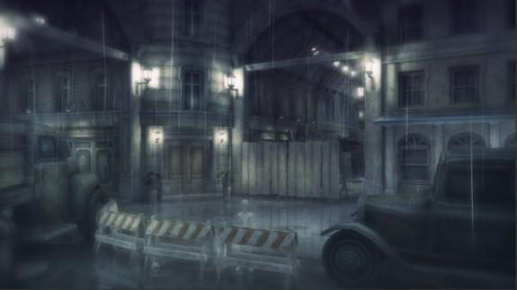 Rain Stadt